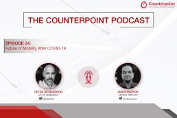 counterpoint podcast future of mobility