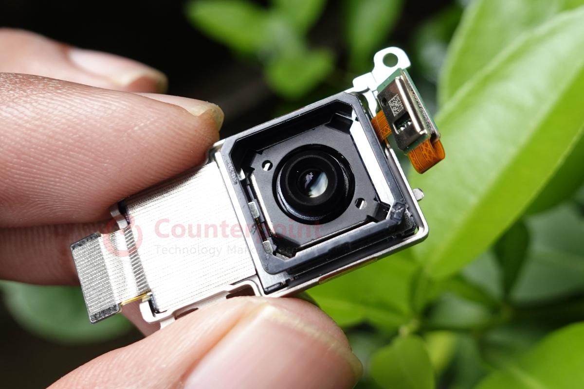 counterpoint vivo x50 pro gimbal camera system
