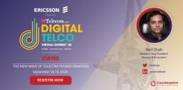 ET Telecom Presents Digital Telco: Virtual Summit '20 Ft. Neil Shah