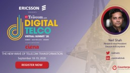 ET Telecom Presents Digital Telco: Virtual Summit '20 Ft. Neil Shah
