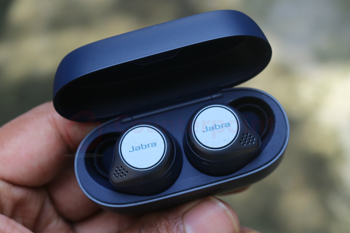 counterpoint jabra elite active 75t review earbuds