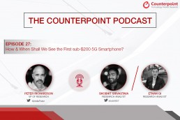 counterpoint podcast 5g BoM