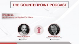 counterpoint podcast app economy