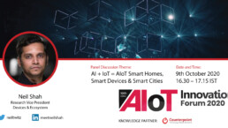 AIoT Innovation Forum 2020: Virtual Event