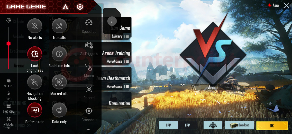 counterpoint asus rog phone 3 review game genie