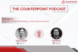 counterpoint podcast connected cars aman