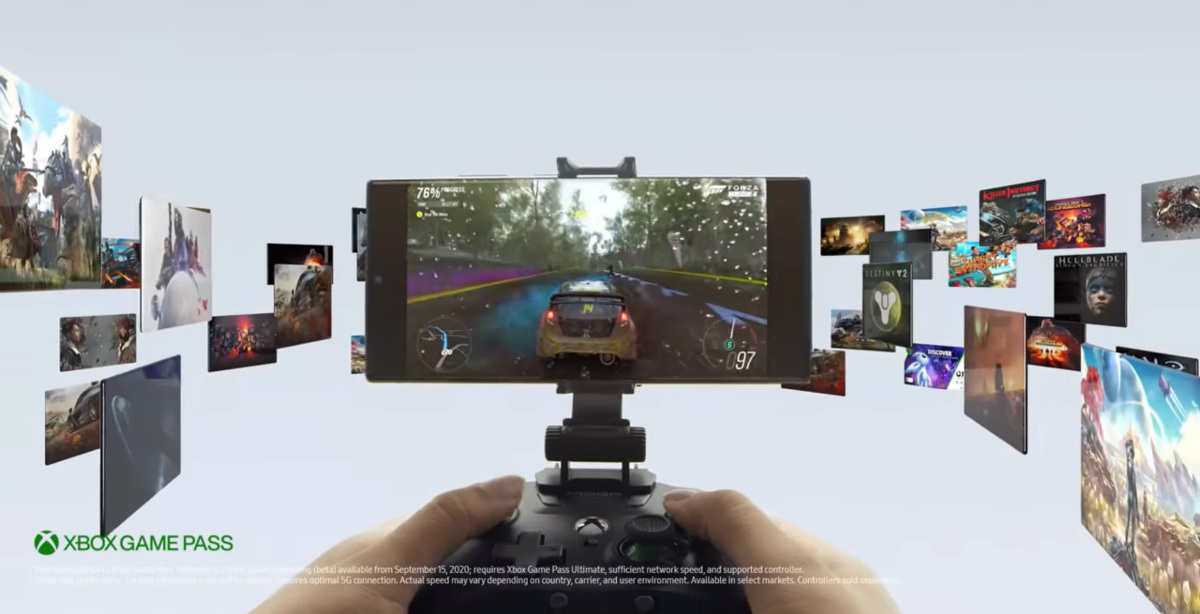 counterpoint galaxy note 20 ultra cloud gaming