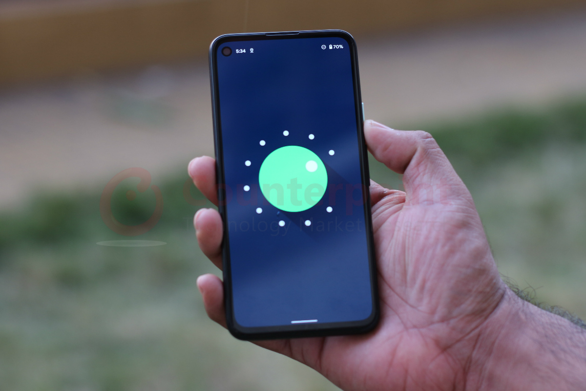 counterpoint google pixel 4a review android 11