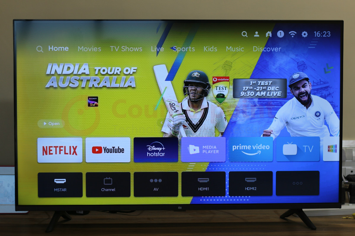 counterpoint mi tv horizon review lead