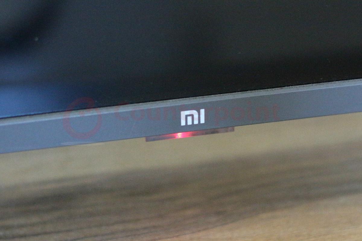 counterpoint mi tv horizon review remote sensor