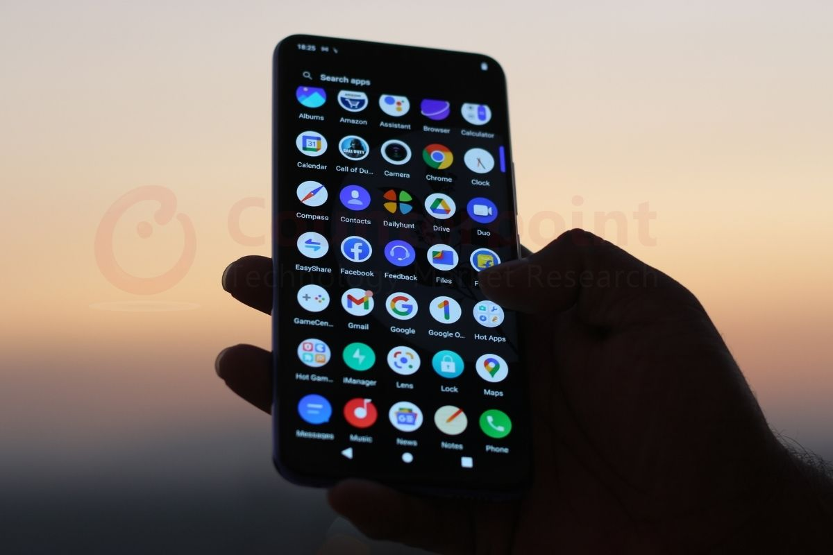 counterpoint vivo v20 pro 5g review apps