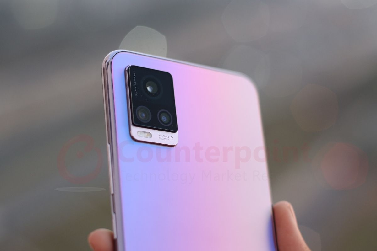 counterpoint vivo v20 pro 5g review cameras