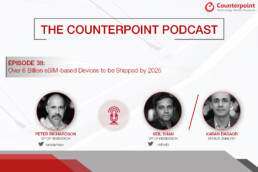 the counterpoint podcast esim