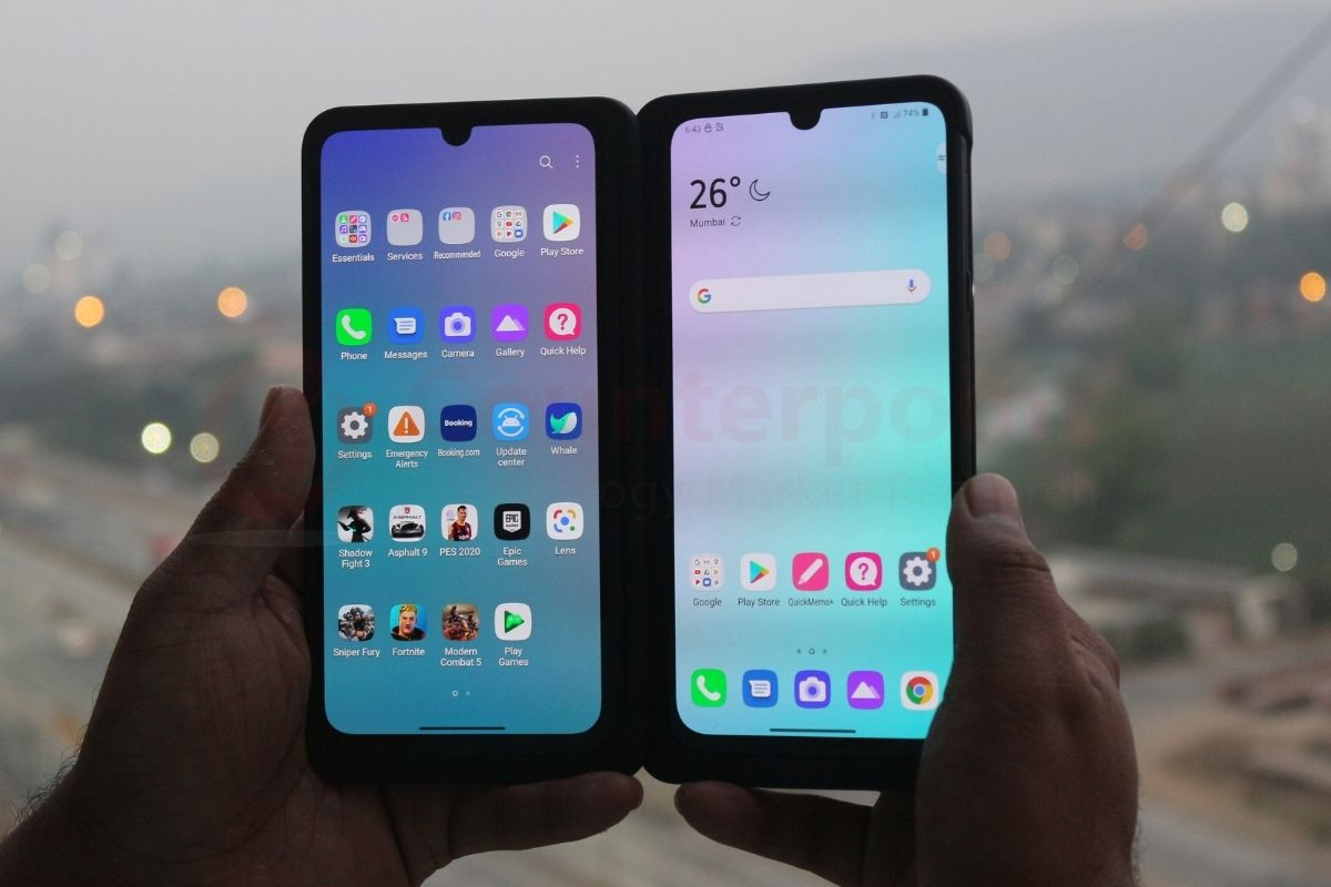 counterpoint lg wing review g8