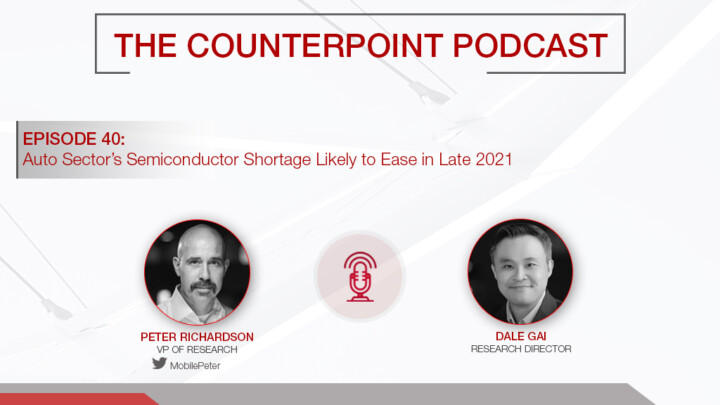 counterpoint podcast semiconductor shortage