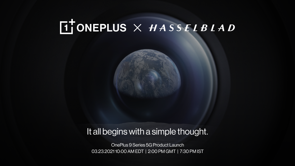 OnePlus 9 Announcement