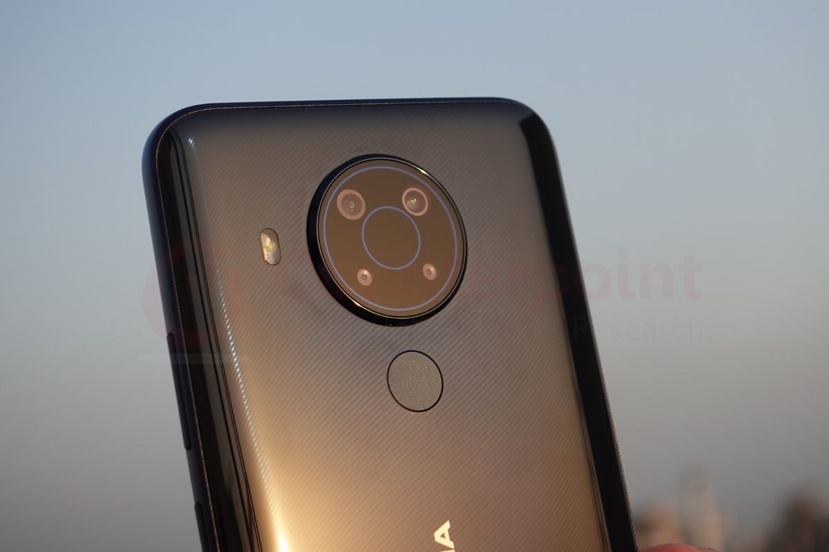counterpoint nokia 5.4 review camera modules