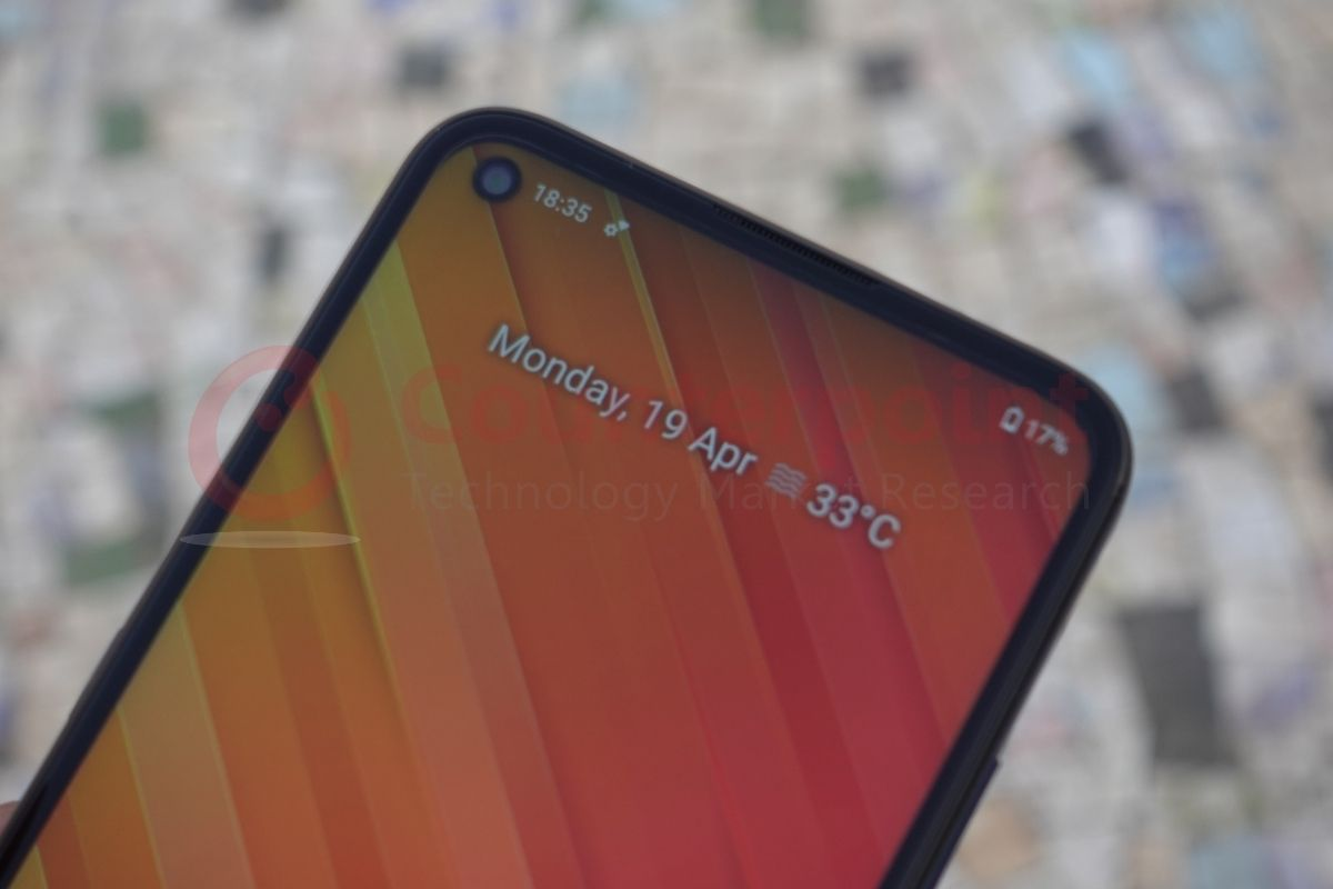 counterpoint nokia 5.4 review front camera