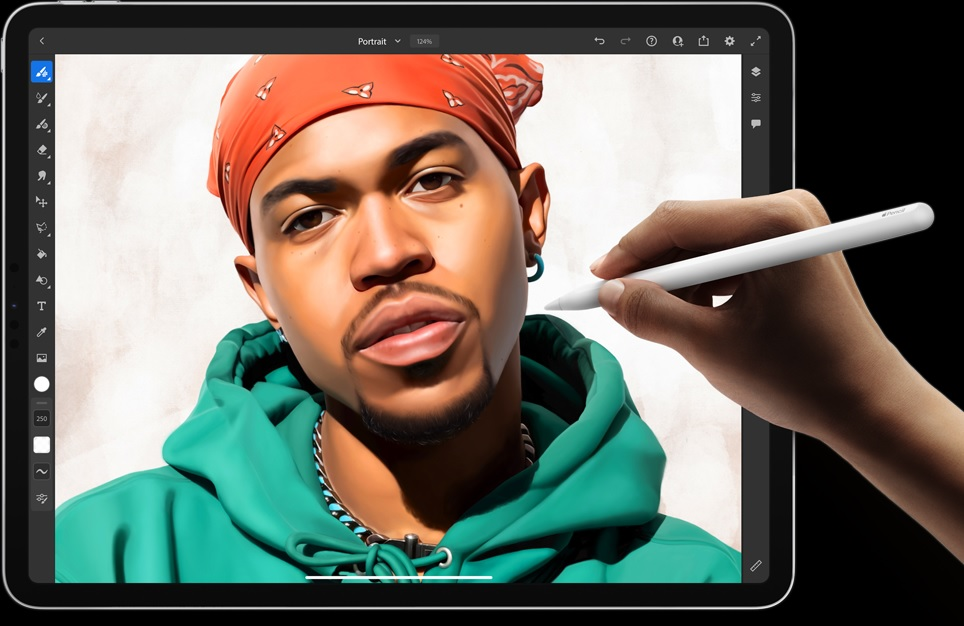counterpoint apple m1 ipad pro pencil