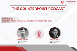 counterpoint podcast us market 5g