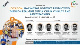 Speaker Flier - Location Maximizing Logistics Productivity through Real-time Supply Chain Visibility & Asset Tracking, Aug 24