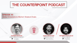 counterpoint podcast global smartphone market