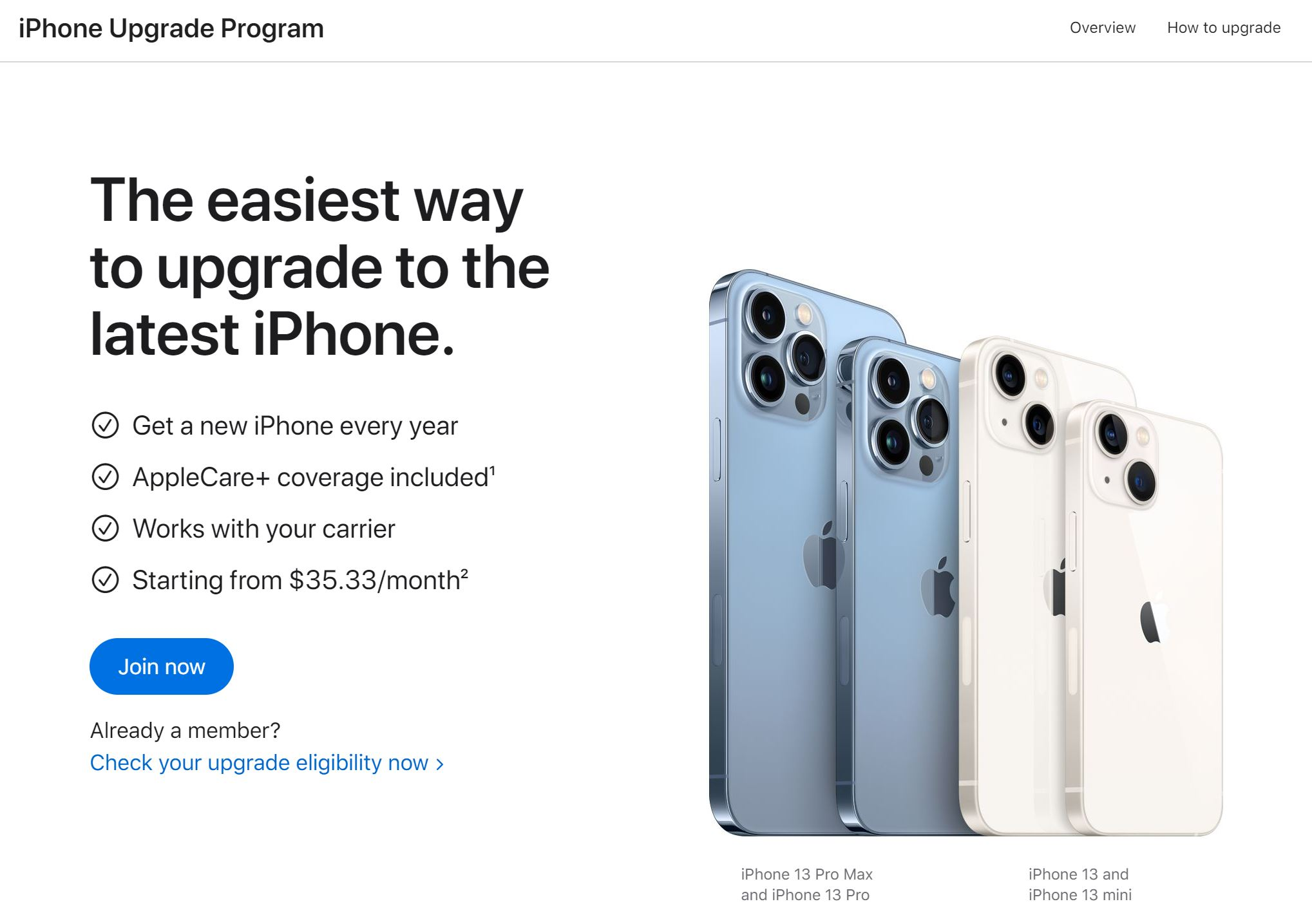 Counterpoint Research: iPhone upgrade program